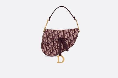Oblique Saddle Bag