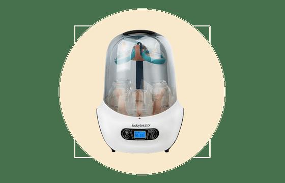 One Step Bottle Sterilizer & Dryer