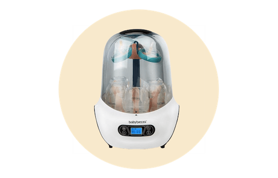 One Step Bottle Sterilizer & Dryer