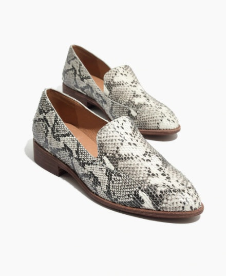 f8945be28c3 The 2019 Snakeskin Trend Will Definitely Slither Into Your Closet With  These 17 Picks