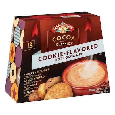 Land O Lakes Cocoa Classics, Cookie Flavored Hot Cocoa Mix