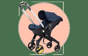 Infant Car Seat & Stroller