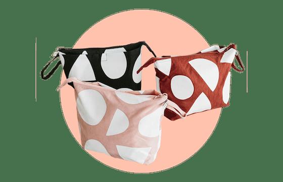 Kit Bag Diaper Clutch