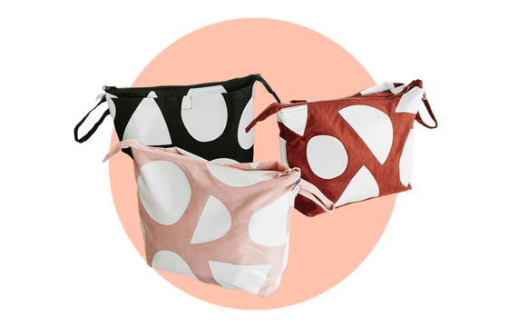 Kit Bag Diaper Clutch