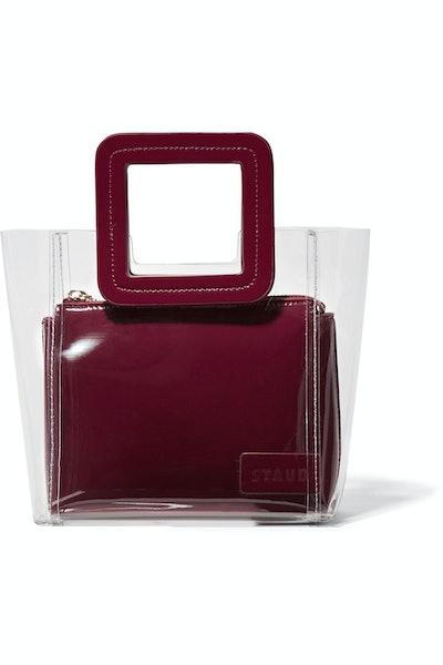 Shirley Mini Patent Bag