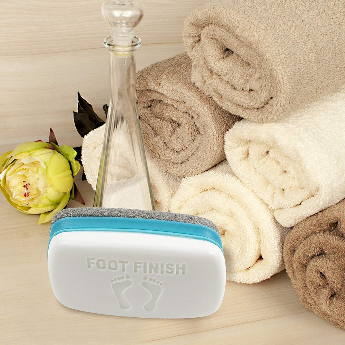Foot Finish Athlete's Foot Scrubber