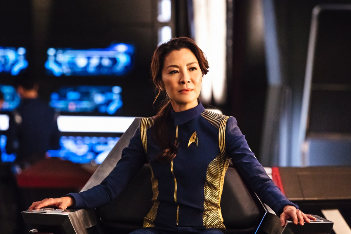 A 'Star Trek' Spinoff With Michelle Yeoh Is Happening & The Details Are Out Of This World