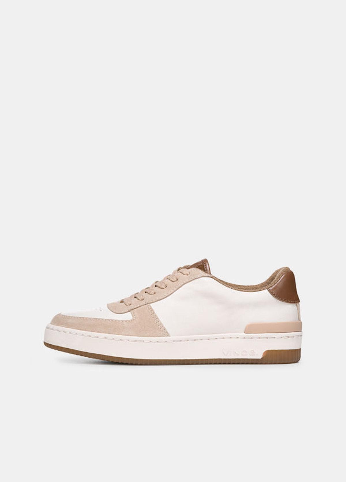 Rendel Suede Sneakers
