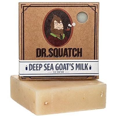 Dr. Squatch Deep Sea Goat's Milk Soap