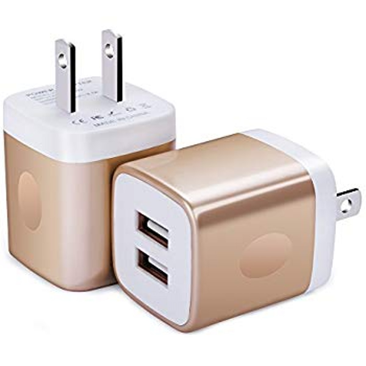 Dual USB Wall Charger
