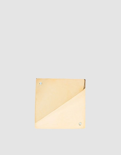Gold Barrette 084