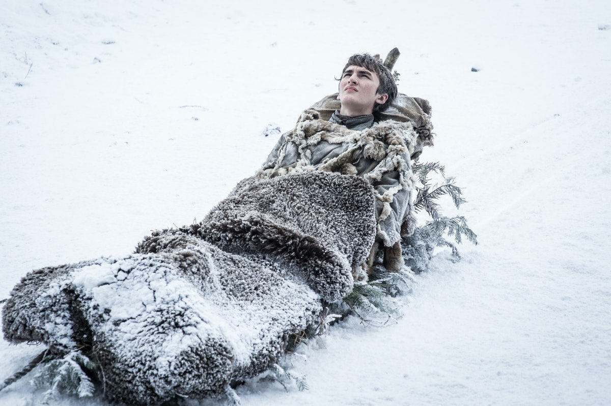 This 'Game Of Thrones' Theory About Bran Being The Night King Just Got A Lot Stronger Thanks To The Season 8 Teaser