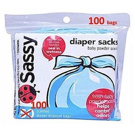 Diaper Sacks (100 Count)