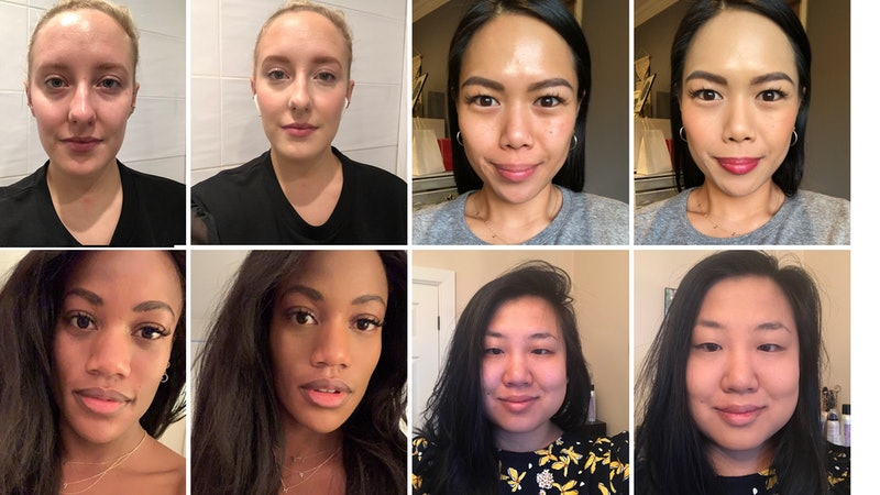 Morphe Fluidity Foundation Before After Photos May Just Convince You To Buy Some We tested morphe's controversial new foundation. morphe fluidity foundation before
