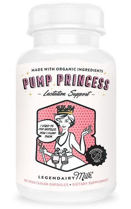 Organic Lactation Supplements
