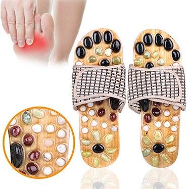 Neo Reflexology Sandals Acupressure Slippers