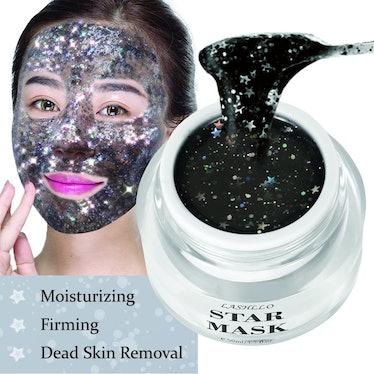 LASHLLO Peel-Off Glitter Mask