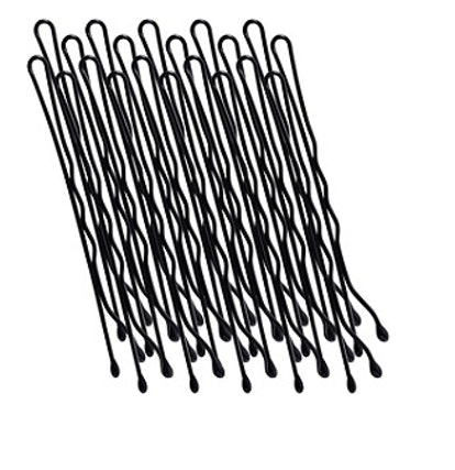 Black Bobby Pin Set 45 Count