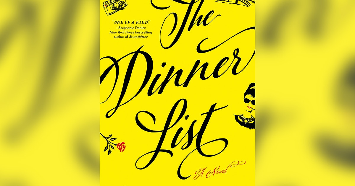 11 Quotes From The 'The Dinner List' By Rebecca Serle That Will Hit You Right In The Heart