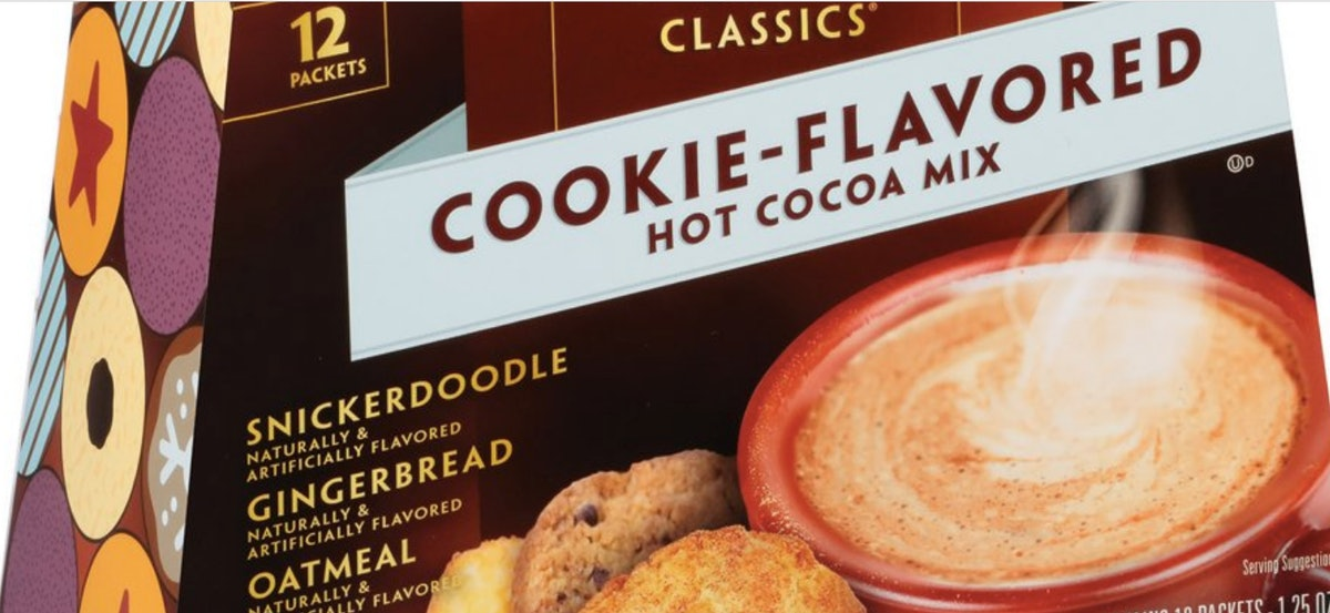 Cookie-Flavored Hot Cocoa Mix From Land O'Lakes Comes In 4 Delicious Flavors