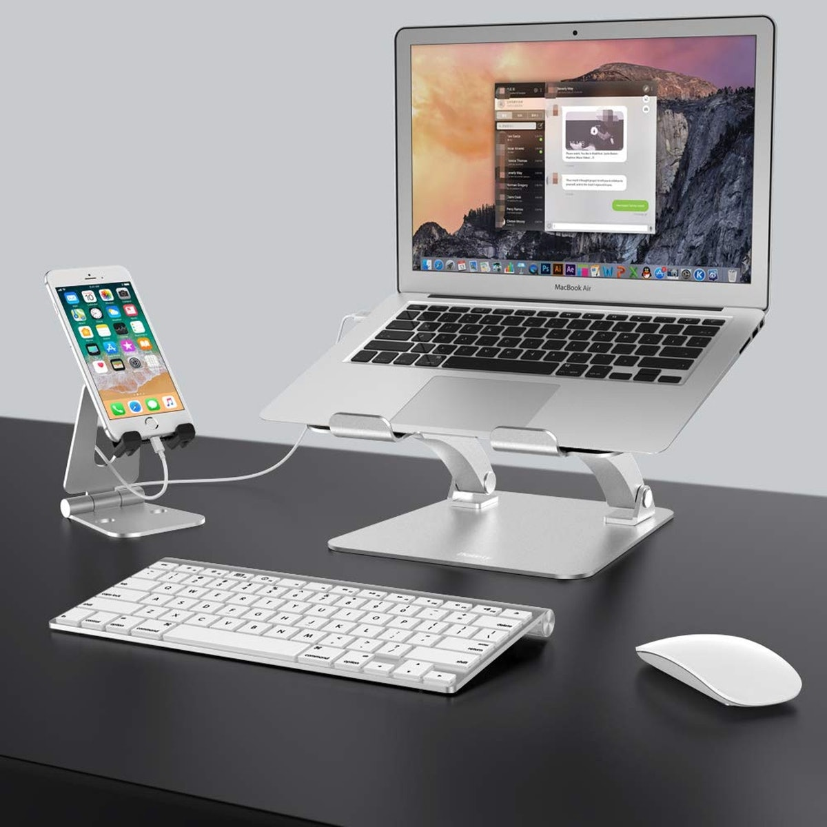 Nulaxy Adjustable Laptop Stand