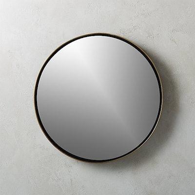 Shadow Circle Wall Mirror