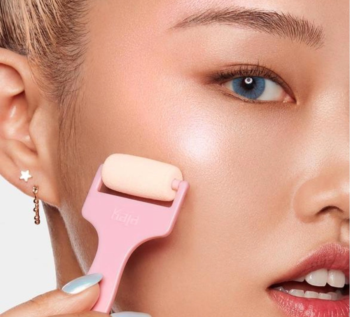 Kaja's New Roller Glow Balm Is The 2019 Way To Apply Your Highlighter