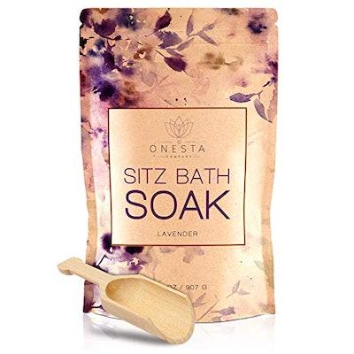 Onesta Sitz Bath Soak