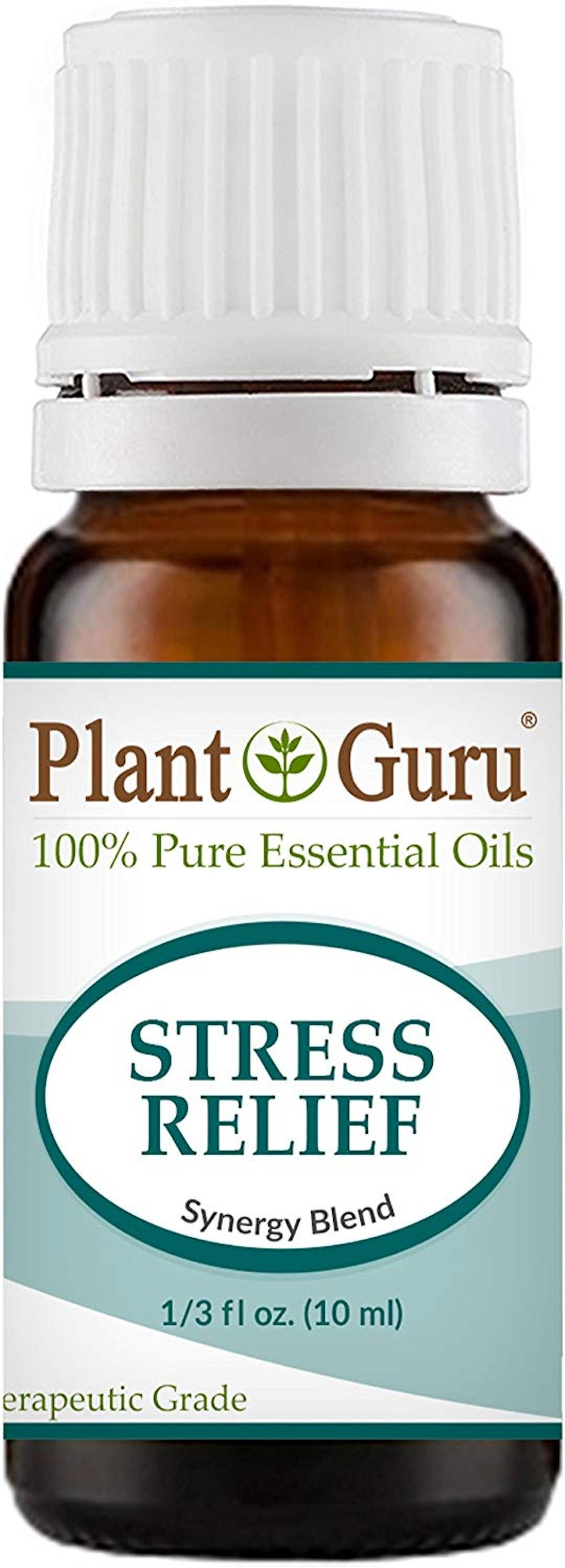 Plant Guru Stress Relief Essential Oil