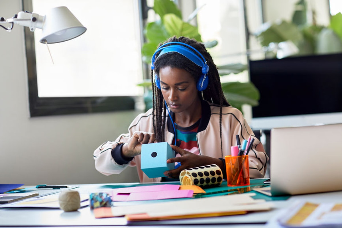 5 Podcasts To Listen To At Work & Make The Day Fly By