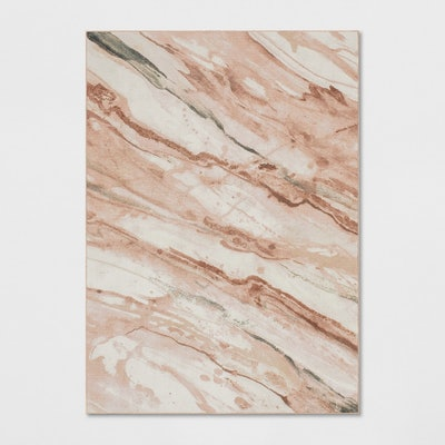 Project 62™- Marble Printed Tufted Rug