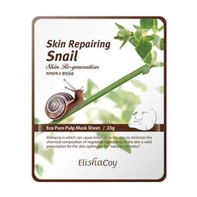 Elisah Coy Skin Refining Snail Mask