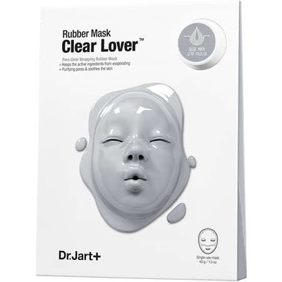 Clear Skin Lover Rubber Mask
