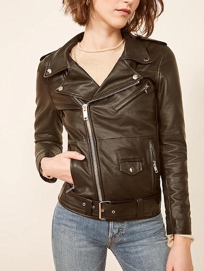 Deadwood Classic Biker Jacket