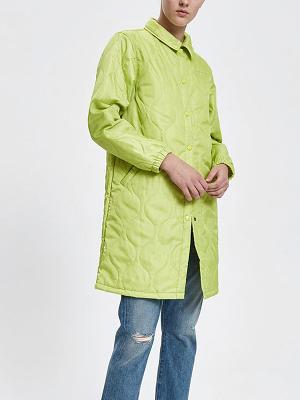 Lyra Long Coaches Jacket