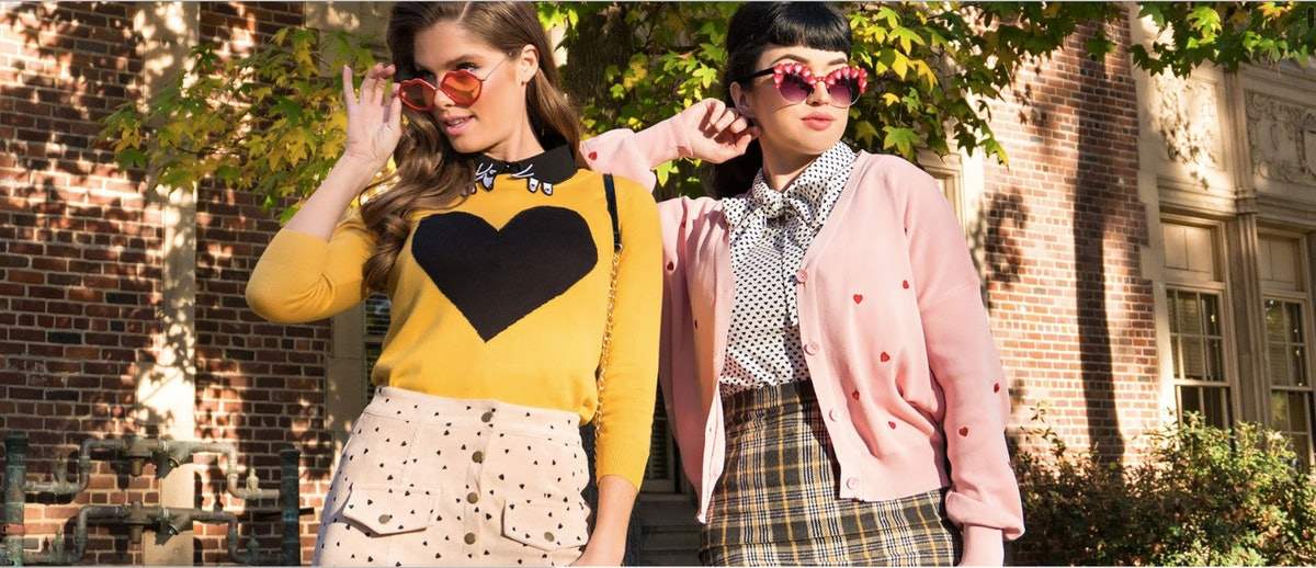 What's In The Unique Vintage Valentine's Day Collection? It Deserves All The Heart Eyes Emojis