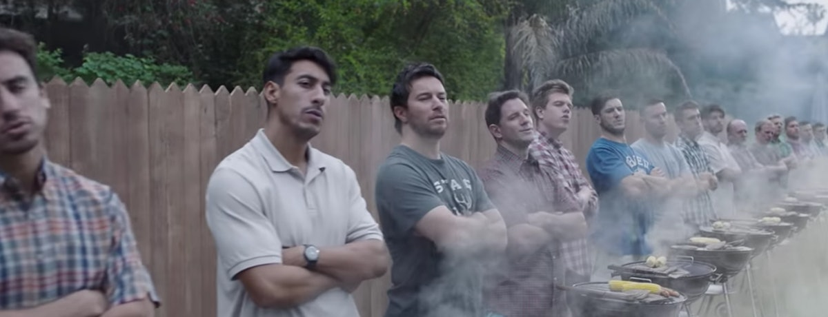 The Responses To Gillette's New Ad About Toxic Masculinity Show Why It's Needed