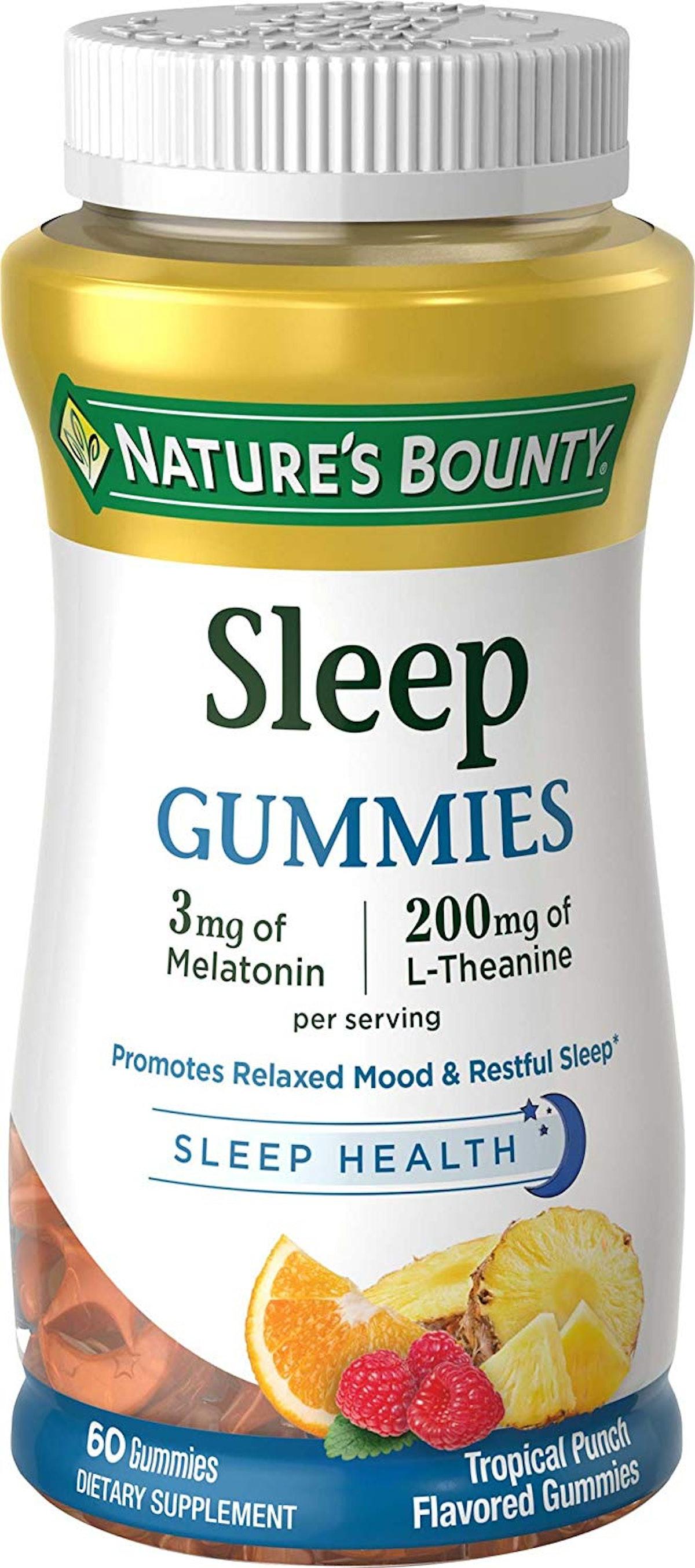 Nature's Bounty Sleep Gummies