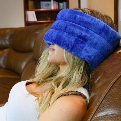 Huggaroo Microwavable Pain Relief Hat
