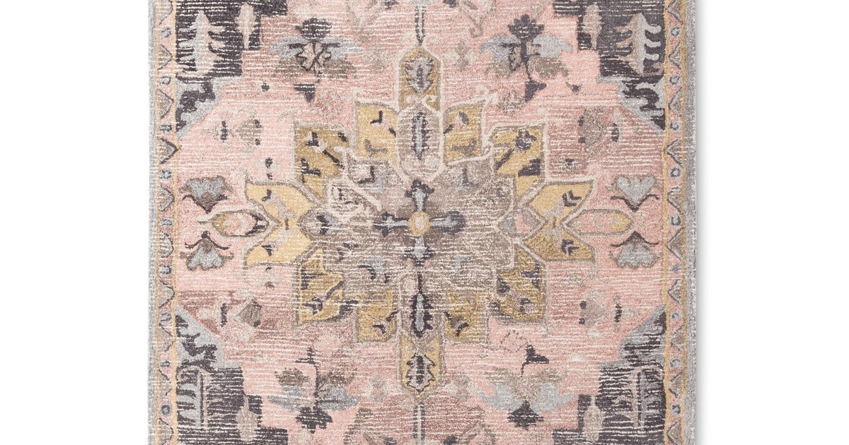 7 Cheap Area Rugs In Target's Home Sale