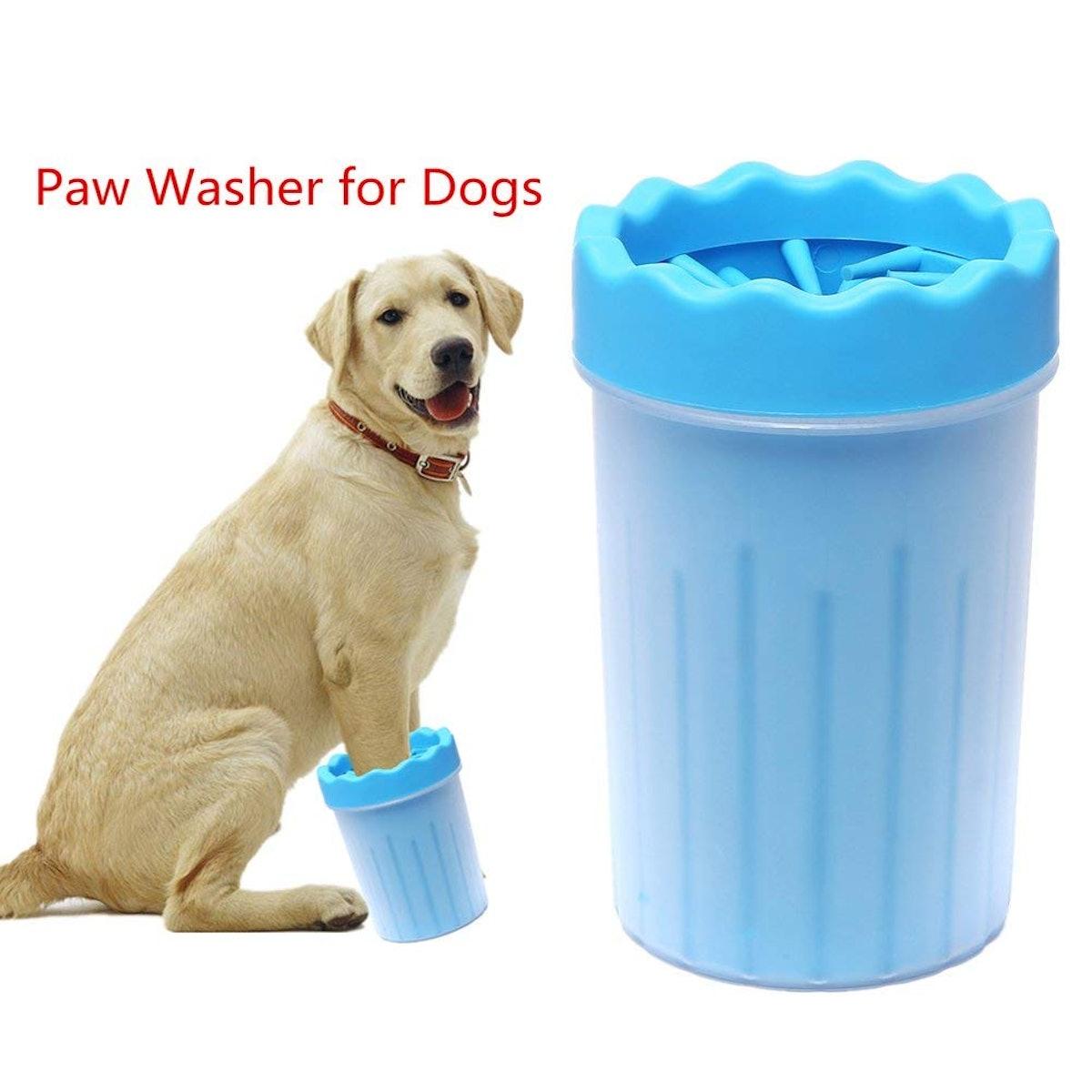 FULNEW Dog Paw Cleaner
