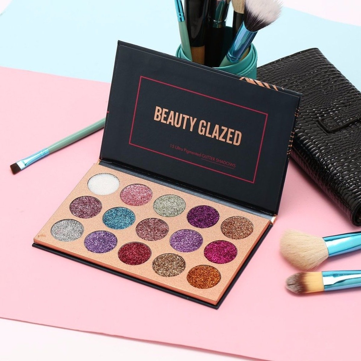 Beauty Glazed Eye Shadow Palette