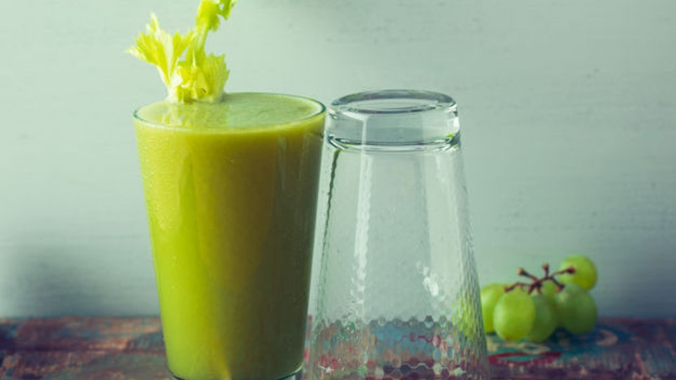 Is Drinking Celery Juice Better Than Eating Celery? Here's