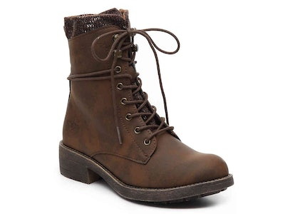 Rocket Dog Tayte Combat Boot