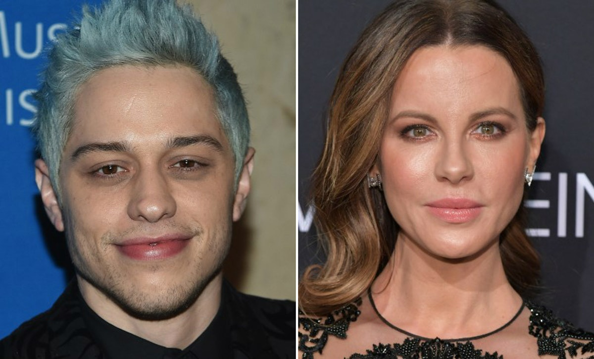 "Pete Davidson's Reported Reaction To A Fan Yelling ""Kate Beckinsale"" At Him Is Intriguing"