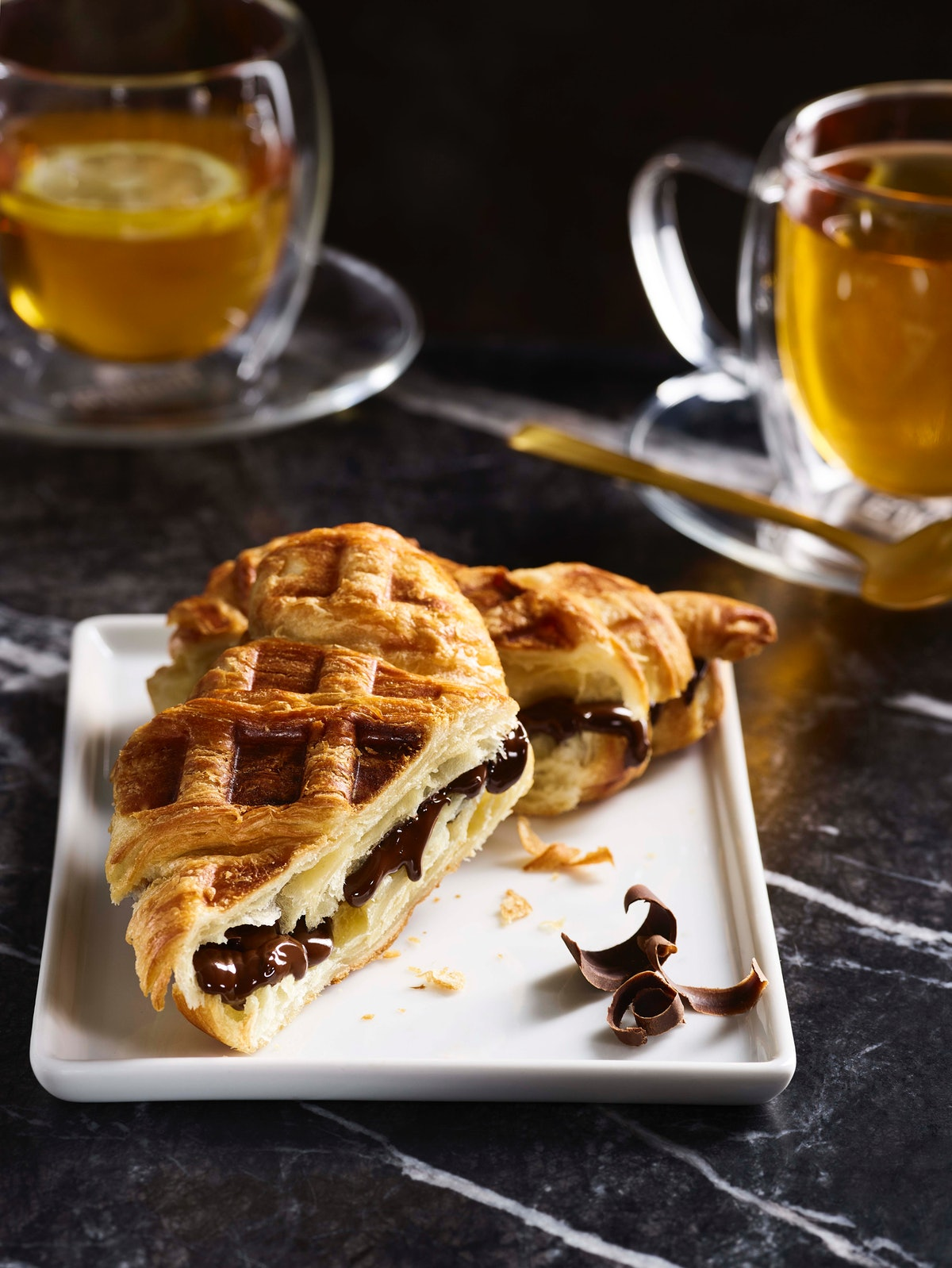 Godiva's Croiffle, A Croissant & Waffle Hybrid, Just Achieved Full Breakfast Potential