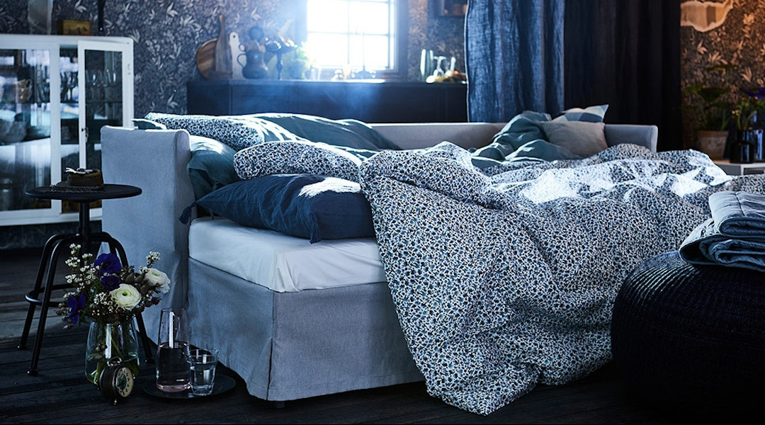 Ikea Bed Sheet Size, Are Ikea Beds Standard Size
