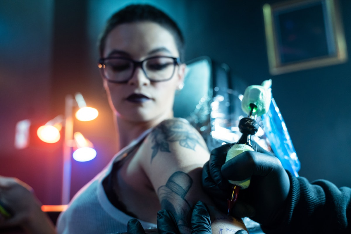 7 Tattoos Tattoo Artists Would Never Get On Themselves