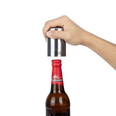 RWM Magnet-Automatic Beer Bottle Opener with Cap Catcher
