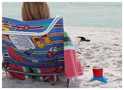 Beach Sand Coasters (Set of 4)